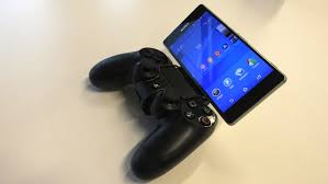 dualshock 4 android ps4 remote play coming to xperia z2 xperia z2 tablet load the