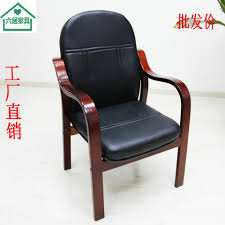 Modern Wood Desk Chair Wood And Leather Office Chair 36 Concept Design For Wood And
