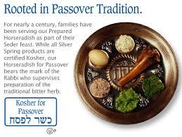 what is prepared horseradish kosher for passover prepared horseradish