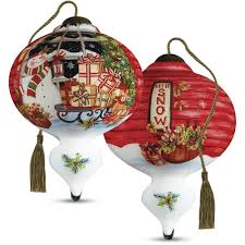 ne qwa ornaments simply beautiful painted ornaments