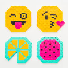 coloring page perler beads crafts perler bead crafts for boys
