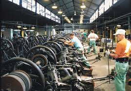 demolition of the former la belle plant in wheeling stirs memories