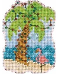 don t miss this deal on palm counted cross stitch kit