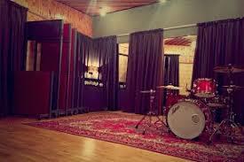 acoustic curtains for livingston studio 1 miloco