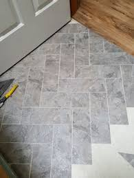 why i love sheet vinyl and other barn apartment updates tile