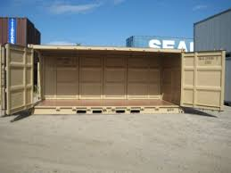 sea box 20 foot dry freight containers
