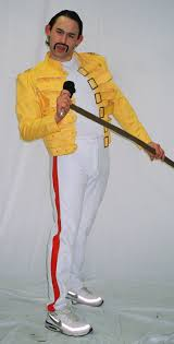 freddie mercury halloween costume mercury hire