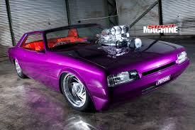 blown 600hp 1986 ford xf falcon psycho street machine