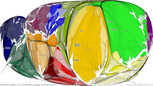 Picture Of A World Map by Views Of The World Rediscovering The World