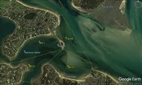 Chatham Ma Map Mooring Area Maps Chatham Ma