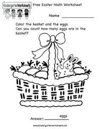 free kindergarten easter worksheets wonderful activities for