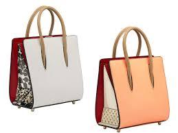 christian louboutin has launched new handbag