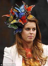 Princess Beatrice Hat Meme - royal wedding princess beatrice s hat looked like a pretzel do