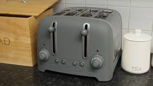 Morphy Richards 2 Slice Toaster Red Dualit Lite 4 Slot Toaster Not Quite Perfect But Very Good