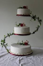 3 tiered cake stand s shaped cake stand images wedding cakes