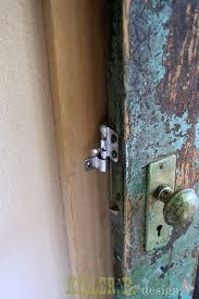 How To Open A Locked Bathroom Door Best 25 Barn Door Locks Ideas On Pinterest Bathroom Barn Door