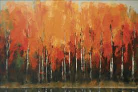 themed paintings autumn s in