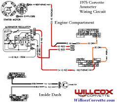 1975 corvette wiring schematic wiring diagram simonand