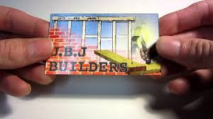 Custom Holographic Business Cards Animated Lenticular Business Card Demo Youtube