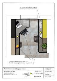 plan des bureaux création d un espace bureau aix la ligne de