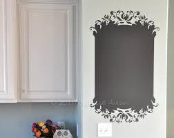 elegant chalkboard vinyl wall decal size large chalkboard zoom