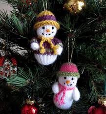 flutterby patch knitted snowman free pattern