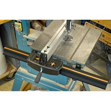 axminster rip fence upgrade bandsaw accessories sawing