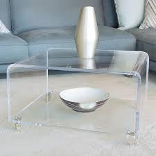 clear acrylic coffee table clear acrylic coffee tables yuanwenjun com