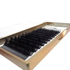 individual extensions faux mink eyelash extensions 0 07mm thickness c curl mixed trays