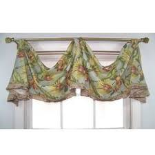 Overstock Kitchen Curtains by Palm Tree Kitchen Curtains Tiers And Swags Spice Island Palm