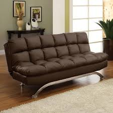 Convertible Leather Sofa by Faux Leather Sofas Wayfair Aristo Convertible Sofa Loversiq