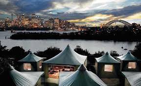 eco activities in sydney sydney the ten best glamping spots near sydney concrete playground
