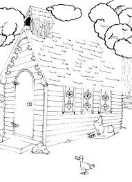 coloring pages moon farm