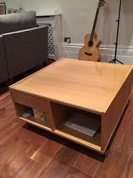 coffee table ikea coffee table drawers glass boksel hack informa