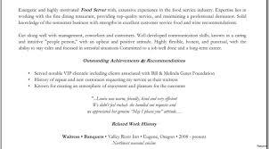 resume templates for waitress bartenders bash videos infantiles andrew mckenzie s bartender resume sle 3 resumes for bartenders