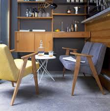 Mustard Dining Chairs by 366 Armchair Loft Mustard