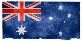 Ustralia Flag Australia Grunge Flag