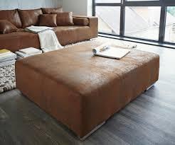 sofa mã bel wohnzimmerz bigsofa with bigsofa marbeyacm braun mit hocker antik