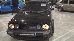 volkswagen hatchback 1990 volkswagen golf mk2 gti 1990 exterior and interior in 3d youtube