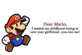 Mario Memes - dear mario memes comics pinterest memes and humor
