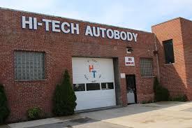 lexus body shop near me hi tech auto body