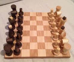 Fancy Chess Boards 28 Diy Chess Set Chess Game From Scrap Diy 6 Diy Chess