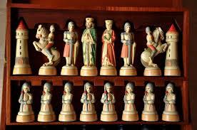 anri charlemagne chess set chessantiques com