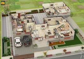 Home Design Companies In India by The Cheesy Animation Studio 2d And 3d Floor Plan Rendering And
