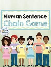 parts of speech review game freebie by distinguished english tpt