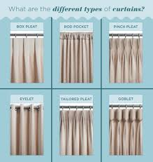 hanging pinch pleat curtains instructions what are the different types of curtains house of home