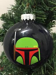 boba fett ornament wars wars