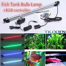 color changing led fish tank lights remote rgb color changing led smd aquarium fish tank light lighting
