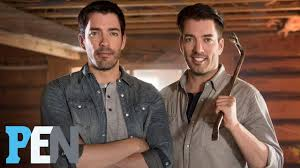 Property Brothers Cast How The Property Brothers Shocked Dad With Their Entrepreneurial