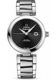 omega style bracelet images Omega de ville ladymatic co axial 34mm ss on bracelet watches jpg
